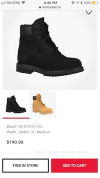 Timberlands for women size 6  Welland, L3B 3N5
