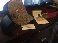 Authentic Gucci Snake 2018 Edition/Authentic Red Revers Mcm belt Calgary, T3K