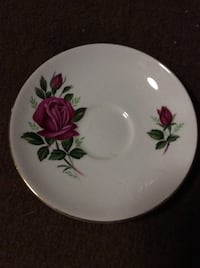 JUST REDUCED Bone China saucer only  Rockville, 20852