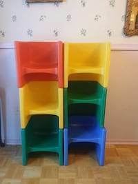 Childcare 3way cubes