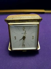 Seth Thomas vintage portable mechanical clock Gatineau, J8T 8N4