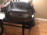 Grey coach bag Littleton, 80120