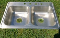 Double Stainless Steel Sink Wayzata, 55391