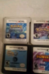 3ds and Ds items  Los Angeles, 90032