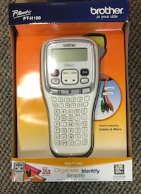 P-touch Label Maker by Brother. Like new High Point, 27265