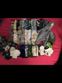 Nb - 3 months baby boy clothes  Brantford, N3P 1C8