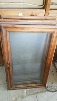Glass Cabinet Doors  Harvey, 70058