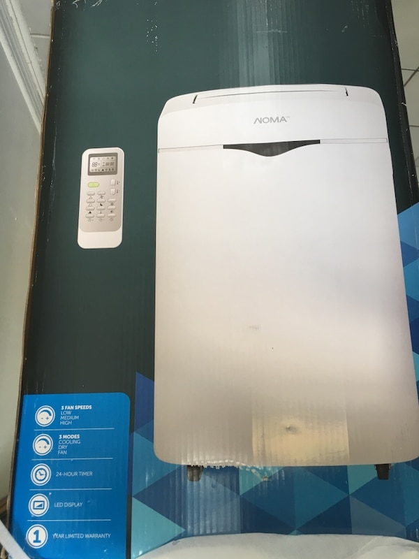 Brand new never used air conditioner