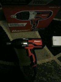 New impact wrench