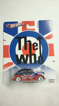 HOT WHEELS FAT FENDERED 40 THE WHO POP CULTURE Ontario, L4L 1V3