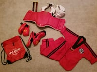 Kids Martial Arts Gear, uniform, nunchucks  Tysons, 22182