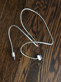 30 pin apple charging/ sync cable