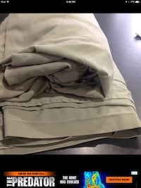 King size sheet set Winnipeg, R3T 1W8