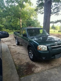 nissan  - frontier king cab - 2001