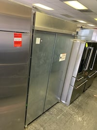 gray side by side refrigerator Santa Ana, 92704