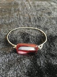 Ruby Montage Glass Bracelet, Bohe Style, Woman Essential VIENNA