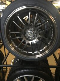 Volk racing 19x10/11 Wheels 5x114.3 in amazing condition! Was $6999.99 now selling for $3499.99! Indianapolis, 46227
