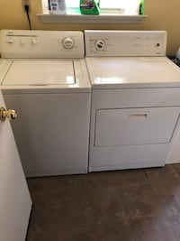Kenmore washer and dryer set Virginia Beach, 23464