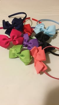 Hi Quality's Hairbands Princesses tiara Hair all its new and I have many colors to choose London, N6G 3B1