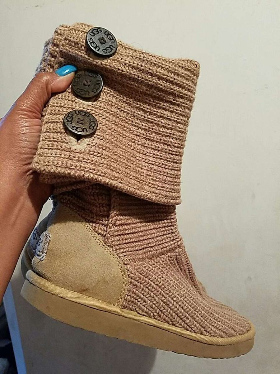 brown ugg boots for sale  New York