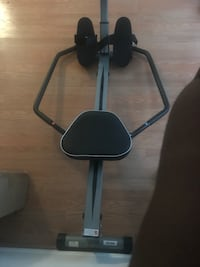 black and gray exercise equipment Elgin, 60120