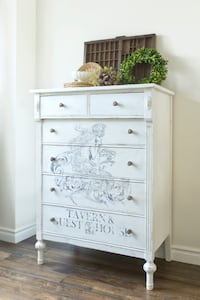 Antique French Tallboy Dresser - *free delivery Mississauga