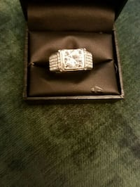 Ring sterling silver size 12 Little Rock