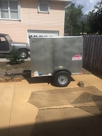 Nice solid utility trailer Rocky Point, 28457