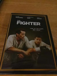 The Fighter DVD case Eastover, 29044