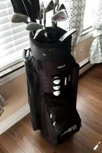 Left Hand Golf Clubs Ben Hogan / Spalding Irons Surrey, V3S