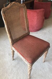 Dining chairs set of 10 (2 with arms) price is for complete set