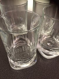 4 stk whisky glass