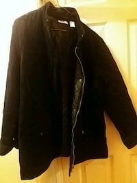 Black quilted jacket Hagerstown, 21742