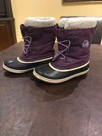 SOREL Winter boots Size 7Youth Vaughan, L4L 4S5