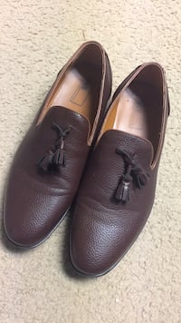 Brown ASOS Men's Dress Shoes Toronto, M3J