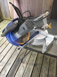 gray and blue miter saw Surrey, V3W