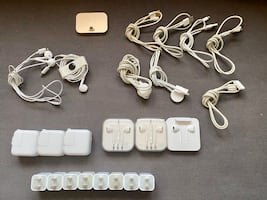 Apple Certified Chargers/Headphones