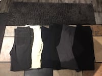 Women's Name Brand Size Medium Bottoms LOT For Sale 2464 km