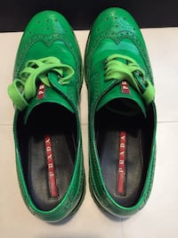 Man's shoes Prada. Size 7 Toronto, M2J 1L2
