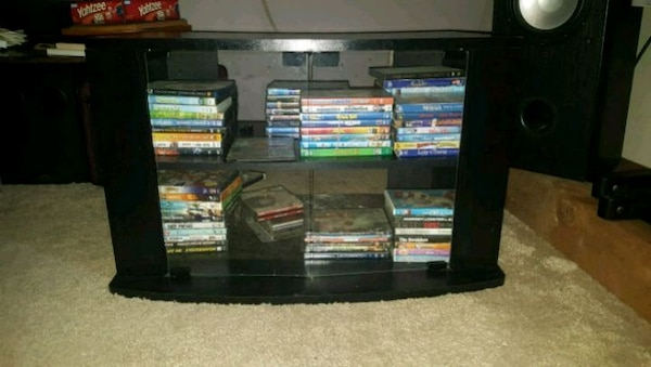 Tv stand/ movie cabinet