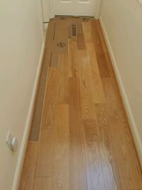 floring install and refinishing