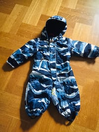 Winter overall  size 80 6397 km