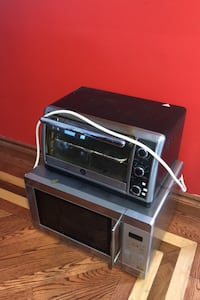 Microwave and toaster oven Mississauga, L5A 1K7