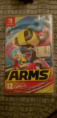 Arms Nintendo Switch  Torino, 10136