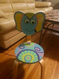 Kids elephant chair