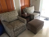 Eathan Allen accent chairs Fort Lauderdale, 33305