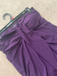 Strapless Dress (Small)