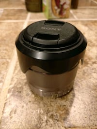 Sony 18-55mm lens. Firm price. Tigard, 97223