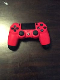pink and black Sony PS4 controller Edmonton, T5E 2V9