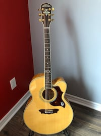 Washburn Cumberland guitar, like new